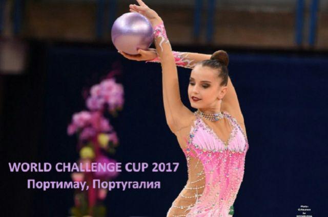 Елизавета Луговских стала второй в многоборье.