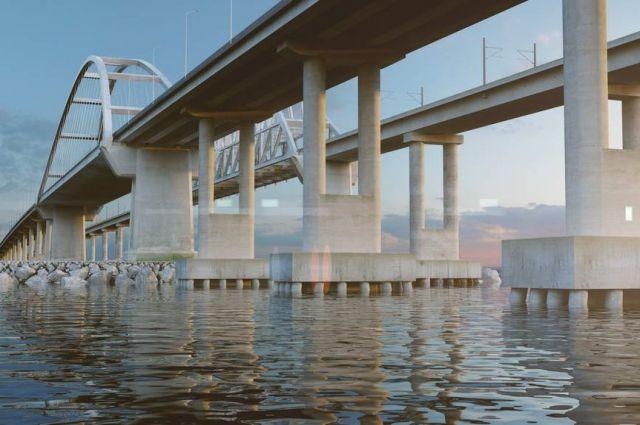Проект автоподхода кКрымскому мосту одобрили вГлавгосэкспертизе