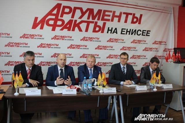 Члены партии озвучили социальные итоги 2016 года.