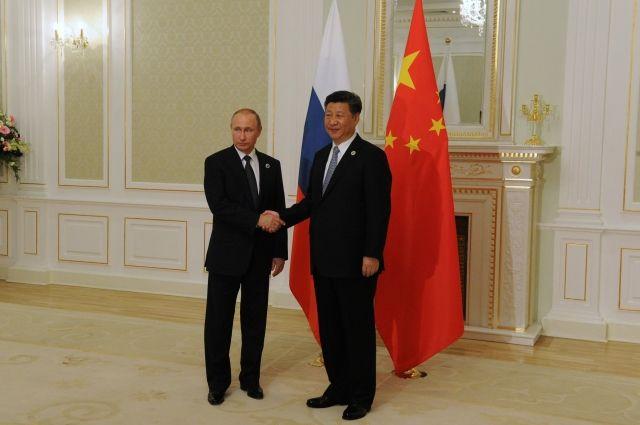 Какие совместные проекты ждут Россию и Китай?