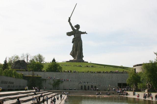 ВМемориальном парке уМамаева кургана стартует 2-ой  этап возведения