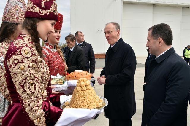 Валерий Радаев уехал насовещание кПатрушеву иБабичу