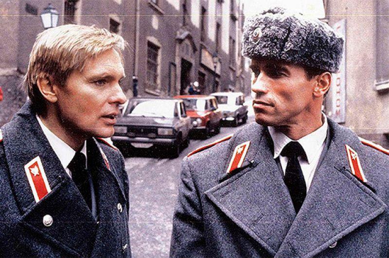 «Красная жара», 1988 год. Юрий Огарков, советский милиционер.