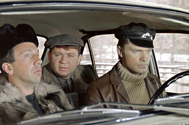 «Джентльмены удачи», 1971 год. Старший лейтенант Владимир Николаевич Славин