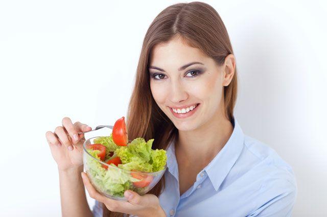 Ешьте на здоровье! Переходим на правильное питание