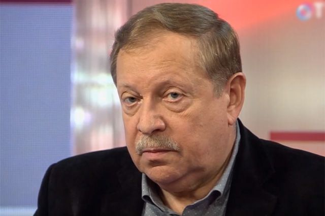 Валерий Елизаров.