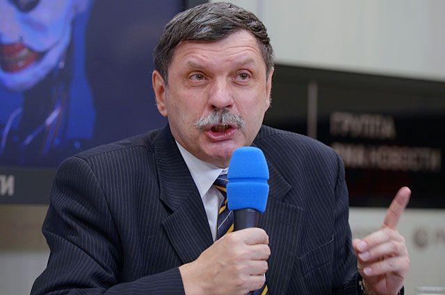 Георгий Малинецкий.