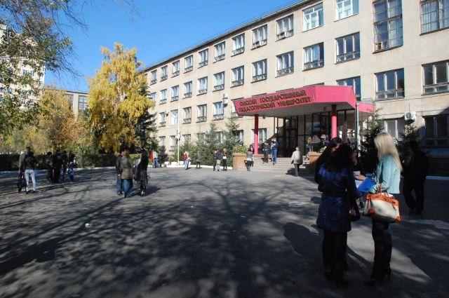 Нанабережной Тухачевского вОмске появится новая аллея