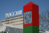 Протяженность госграницы в Алтайском крае - более 800 км.