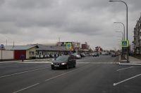 В Ноябрьске новые микрорайоны от пыли и шума защитит торговый центр.