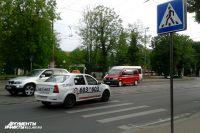 В Калининграде мама сбитой на пешеходном девочки отказалась вызывать врачей.