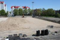 Тренировочные стадионы к ЧМ-18 в Калининграде отремонтируют к октябрю.
