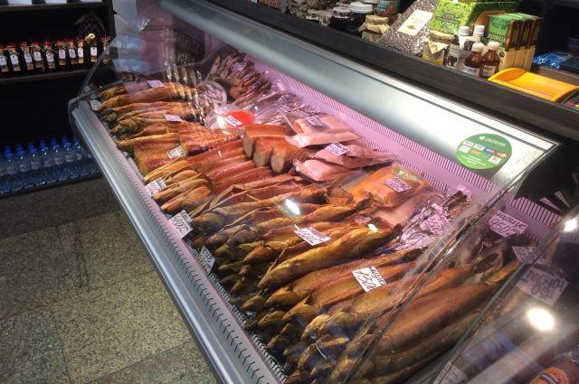 Стоимость отдельных видов рыбы превышает 4 тысячи рублей за килограмм.