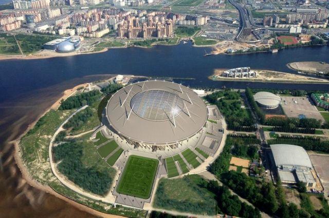 Название стадиона наКрестовском острове выберут поитогам опроса