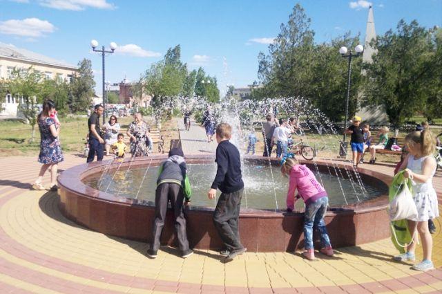 В новом парке хорошо будет всем: и взрослым, и детям, и влюблённым парочкам.