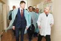 Главврач Кизеловской больницы Андрей Пелевин: «Вполне возможно улучшить условия в больницах и оказывать пациентам более качественные услуги».