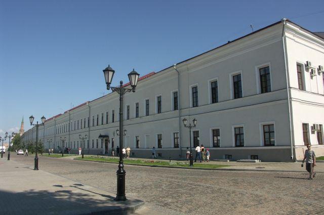 В здании Присутственных мест появится Президентский центр.