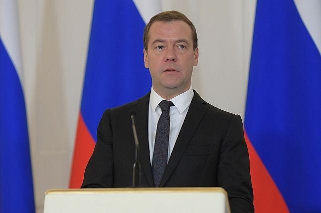 Медедев: РФ недолжна повторить опыт революции 1917 года