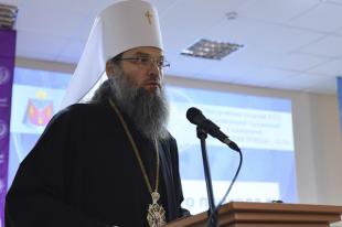 митрополит Запорожский и Мелитопольский УПЦ Лука
