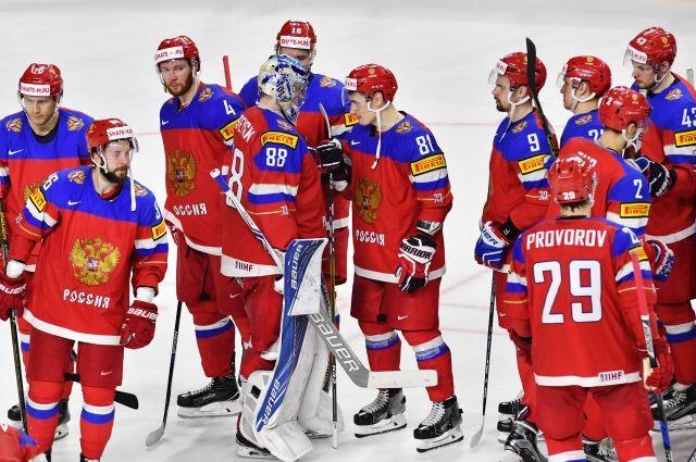 Поезд схоккеистами сборной Российской Федерации опаздывает вПариж на2 часа