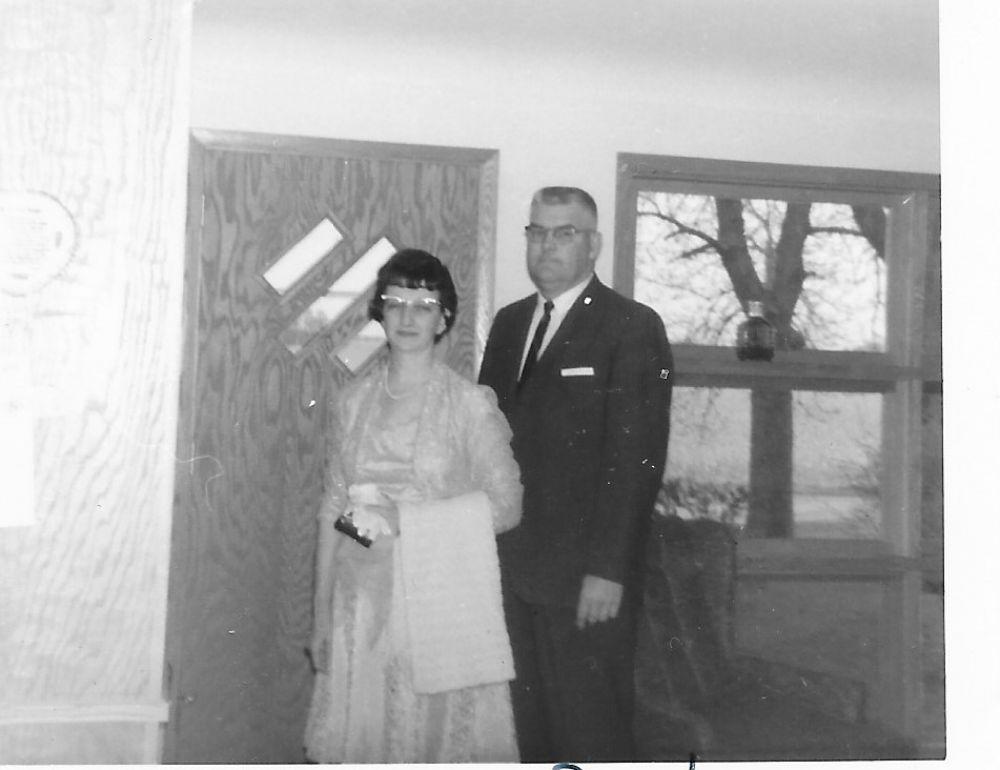 Ян Бентс с супругой