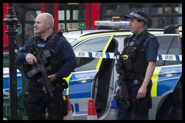 Милиция  Лондона задержала четверых подозреваемых вподготовке теракта