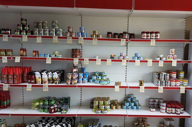 Вернули ли похищенные продукты в магазин - неизвестно.