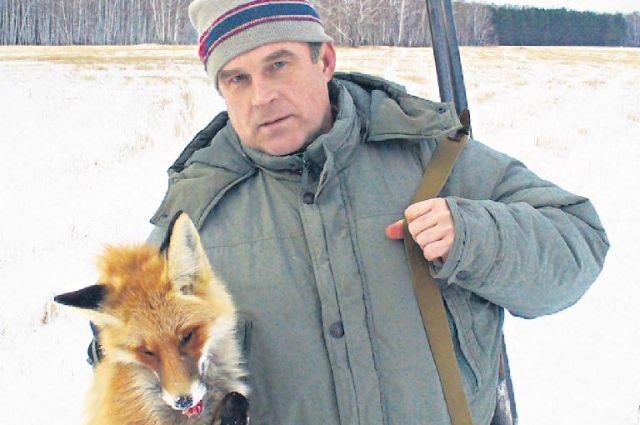 У кого по снежку хорошо идёт охота на зайца, а у кого - на лису.