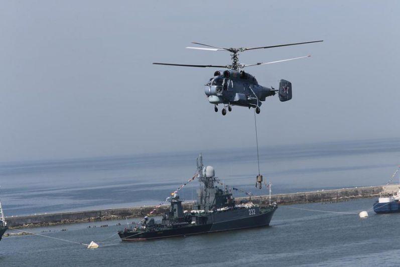 В 2016 году в состав флота вошли малые ракетные корабли новых проектов. Также в прошлом году произошло пополнение вспомогательного флота: в его состав вошли два плавучих крана и ряд судов.