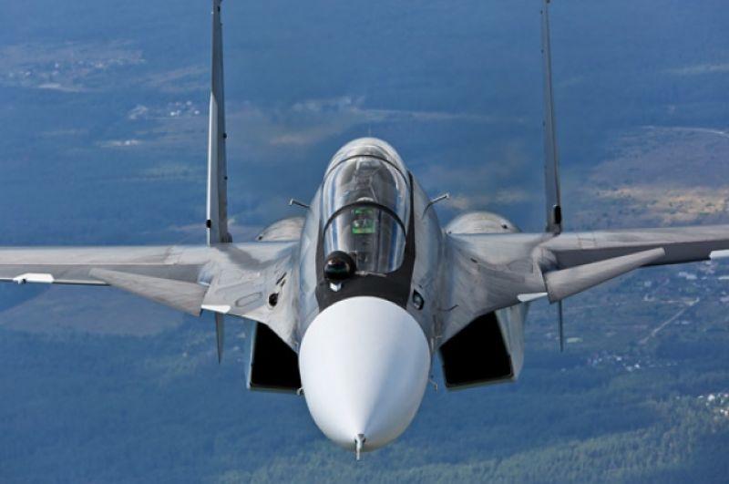 Авиация флота начала получать самолеты Су-30СМ, для которых уже переучены экипажи соединения морской авиации.