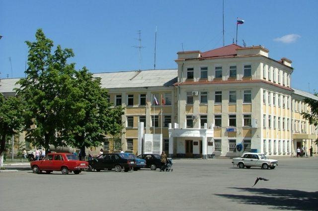 Здание администрации Копейского городского округа.