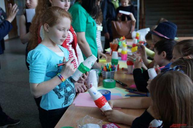 Для детей музеи подготовили отдельные программы.