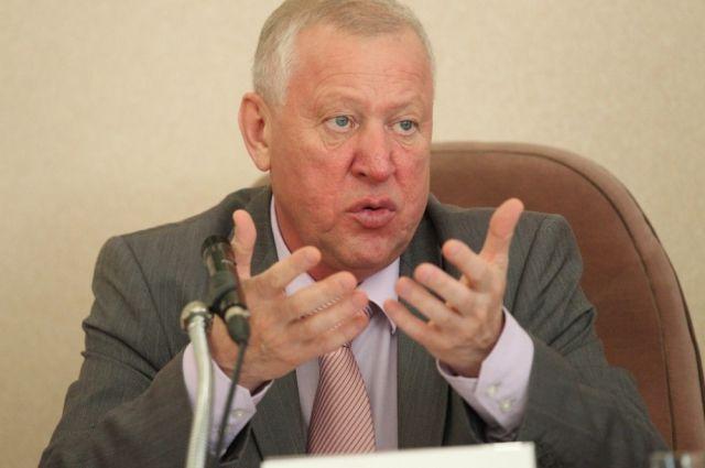 Руководитель Челябинска Евгений Тефтелев в2016-м разбогател надва слишним млн