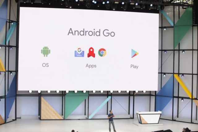 Google официально представила ОС  андроид  O