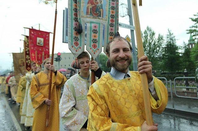 ВЧелябинске перекроют улицы навремя Крестного хода