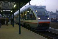 Новый поезд в Польшу начнет курсировать с 12 июня