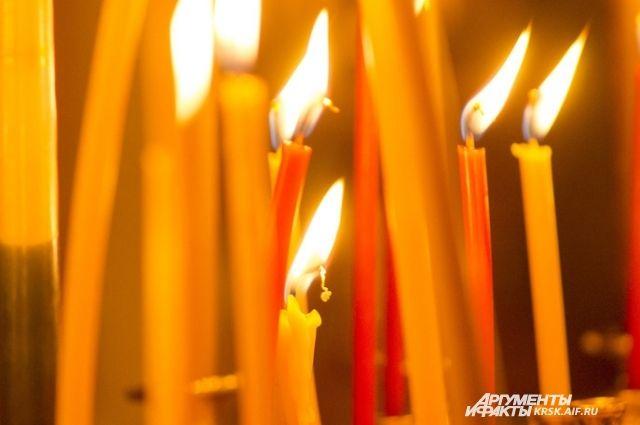 Жительнице Белгорода вынесено наказание заприкуривание сигареты от свечки вцеркви