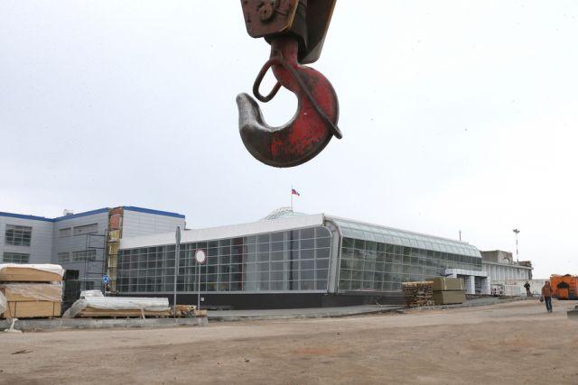 Москва выделит дополнительные средства на реконструкцию аэропорта Храброво.