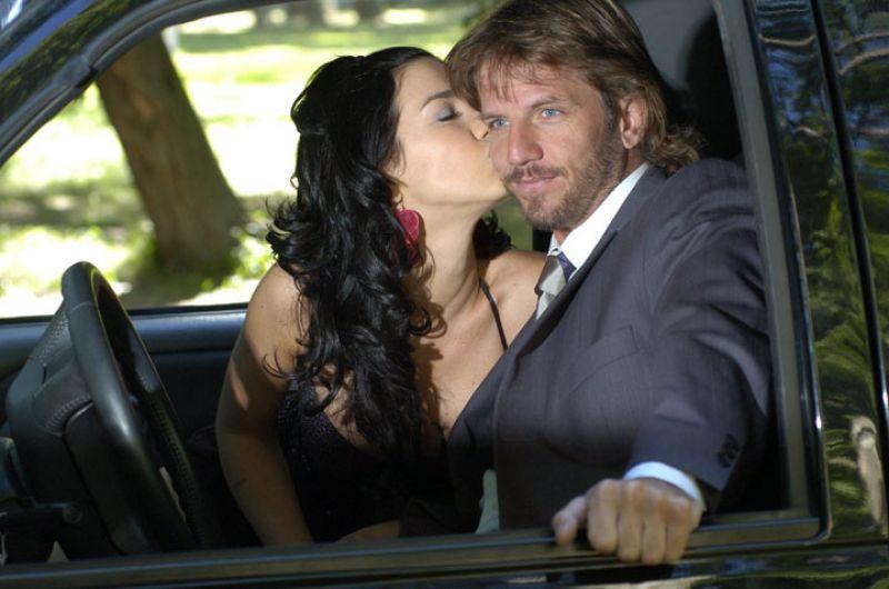 В начале декабря 2005 года Наталия начала сниматься в сериале «Ты — моя жизнь», где её партнёром снова стал Факундо Арана.