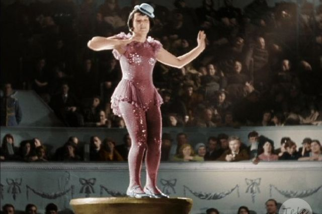 «Любой ценой». На съемках «Цирка» Орлова получила ожоги 3-й степени