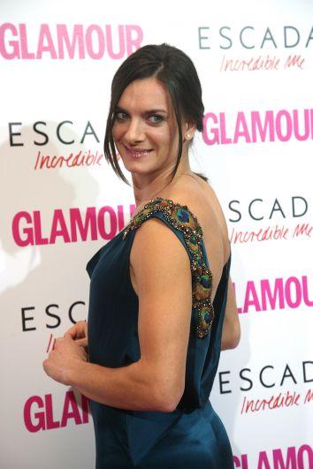 На церемонии вручения премии «Женщина года» по версии журнала «Glamour».