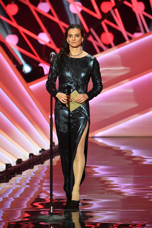 На 15-й церемонии вручения Национальной премии «Золотой Орел». 2016 год.