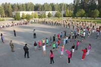 Тюменцев приглашают на «Областную зарядку»