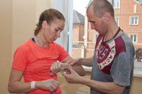 Тренер Шанин сначала отказался заниматься с чемпионкой по гиревому спорту Ярёменко.