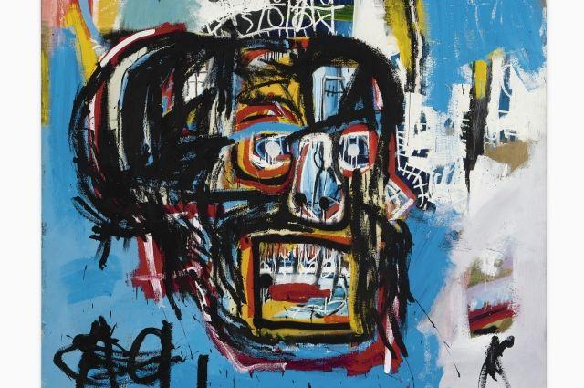 В США картину Жан-Мишеля Баскии продали за рекордные $110,5 миллиона - Real estate