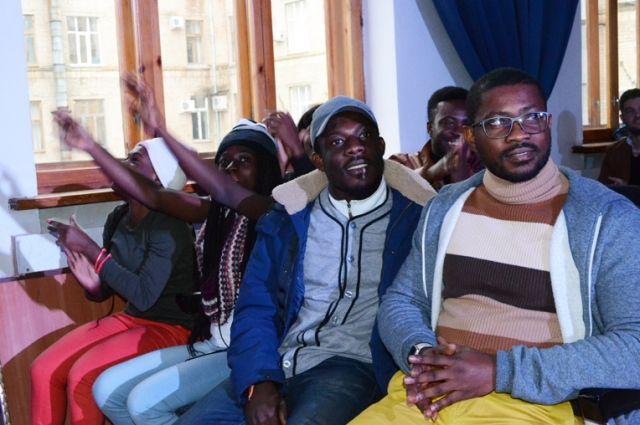 И в СФУ, и в КГПУ им. В.П. Астафьева, учатся студенты даже из Африки.