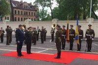 Литва предложила увеличить численность своих военных инструкторов в Украине