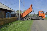 В рамках губернаторской акции нуждающиеся кузбассвоцы получат уголь.
