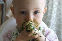 Пюре подойдёт для деток, которые хорошо набирают вес, а также при склонности ребёнка к запорам.