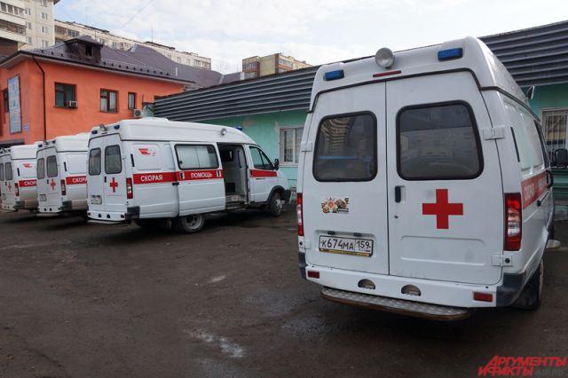 В Салехарде «скорая помощь» не торопится к больным.
